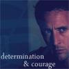 eumelia: (determination & courage)