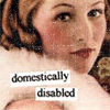 sukaira: (domestically disabled)