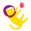 tigbit: (astronaut cat with grenade)
