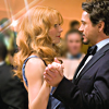 musesfool: tony/pepper dancing (you spin me right round)