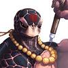 fourshelled: (Porthos close up)