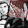 elleavantemm: (Treize Keep Calm)