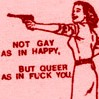 bluestareyed: (Queer as in Fuck You)