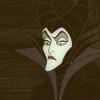 pajaroenvuelo: sleeping beauty's maleficent glaring at... someone (disney { maleficent })