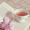 diekahvi: (book and tea)