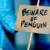 penguinparity: Beware of Penguin (Default)