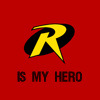 ladymirth: Robin is my hero  (R is my hero)