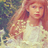 psyche29: little girl watching something with an uncertain look on her face (mary secret garden)