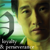eumelia: (loyalty & perseverance)