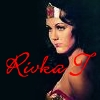 rivkat: Rivka as Wonder Woman (christina back)