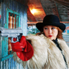 nextian: Bang Bang from the Brothers Bloom, aiming her gun. (bang bang kiss kiss)