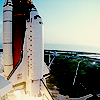 pulsar: (Discovery launch)