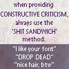 jessicasteiner: (Constructive Criticism)