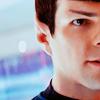 dine: (Reboot Spock - rommipullo)