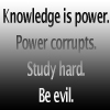 kirana: (knowledge is power)