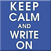 pinikir: (keep calm and write on)