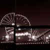 jai: (stock: lights from the carnival rides)