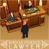 wadingboots: (single female lawyer)