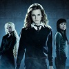 beatrice_otter: Luna Lovegood, Hermione Granger, Cho Chang (Girls of Potter)