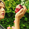 beatrice_otter: Regina holding an apple (Apple)