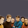 ext_48823: Star Trek bridge crew (trek bridge crew minus spock)