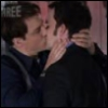 rhianona: Jack and Ianto kissing