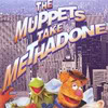 """jesse_the_k: NYC tourist postcard reads """"The Muppets Take Methadone"""" (muppets on methadone)"""