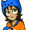 "rogueofheart: art/edit by <user name=""Thornfoot-Warrior"" site=""deviantart.com""> (nepeta: be humanly thoughtful)"