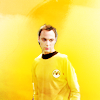 sheldon_lee_cooper: (Command Gold)