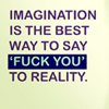 sleep: (~Imagination; FU)