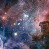 fastidious: Cropped photo of the Carina Nebula, space (Space - Carina Nebula)