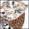 skywardprodigal: chocolate diamond ring (bling-precious chocolate)