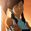 gottadealwithit: Korra in Water Tribe gear, arms folded with a self satisfied expression. (smug)