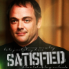 ohmistercrowley: (Satisfied)