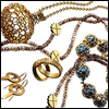 skywardprodigal: bunches of bling, parure and not (bling-waris)