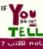 eleraama: (do not tell)