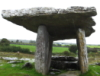 merch_am_hanes: Megalithical structure in Poulnabrone (Default)