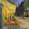 matcha: (Van Gogh - Cafe Terrace at Night)