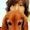 elyse: (yamapi: doggie front)