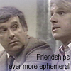 aris_tgd: The Fifth Doctor and the Brigadier (Five and Brig)