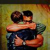 kazbaby: MY OTP for Stargate SG-1. (Hug (Cam/Teal'c))