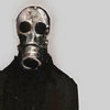 nihil: waiting for the bombs to fall. (KRIEG // gas mask)