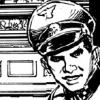 nihil: mengele comic (KRIEG // smirk)