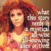 """kerravonsen: a Nox: """"what this story needs is a mystical all-wise all-knowing alien or three"""" (mystical alien)"""