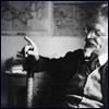 trotsky: Trotsky pointing his finger (finger)