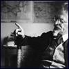 trotsky: Trotsky pointing his finger (finger)