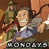 arthoniel: (A:TLA: Mondays)