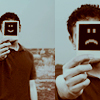 bipolarity: Happy/Sad (HappySad Face)