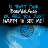 kol: (Happy Boomerang)