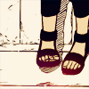 hyuuga: (Action | Kishi just has a foot fetish)
